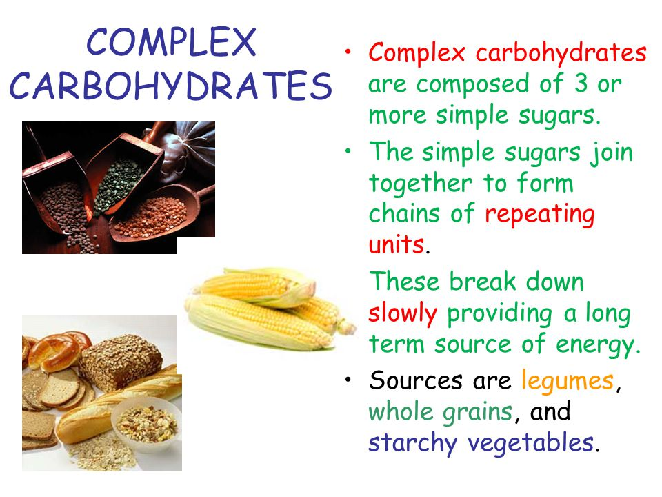 Living things use carbohydrates mostly as a source of energy.