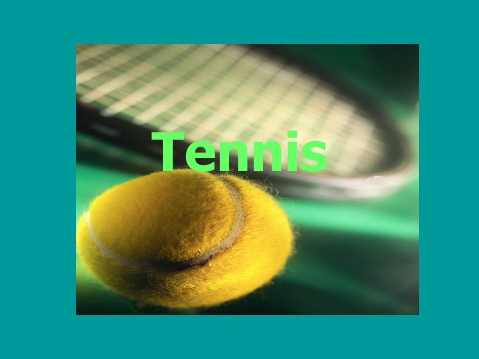 Goal Of Tennis Hit the ball into your opponent's court once more than your opponent can hit it into yours.