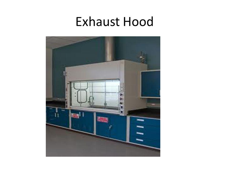 Exhaust Hood