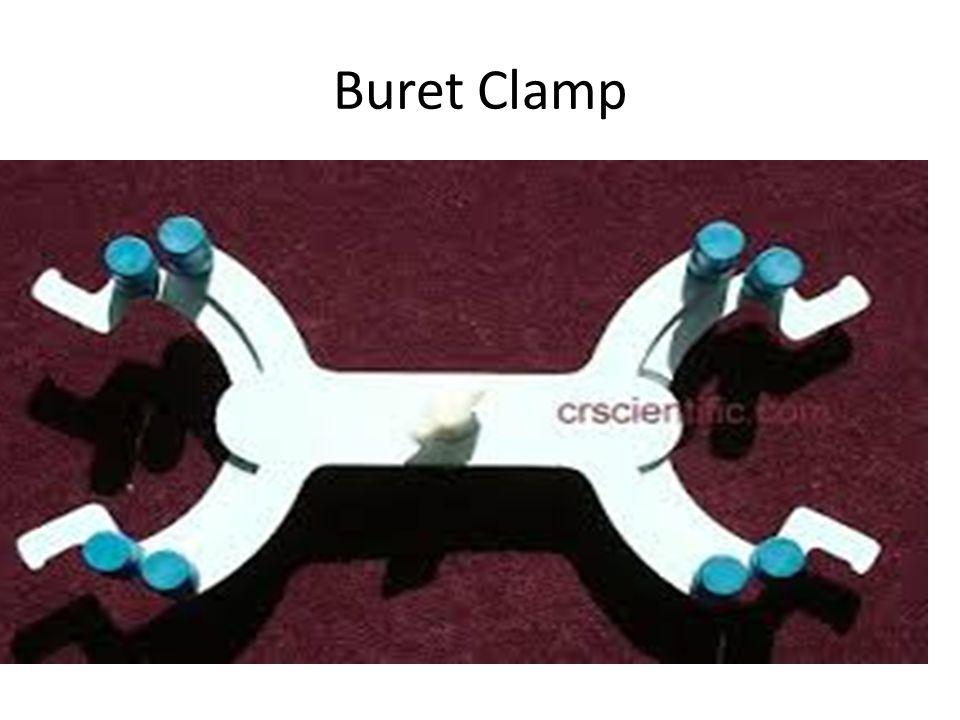 Buret Clamp