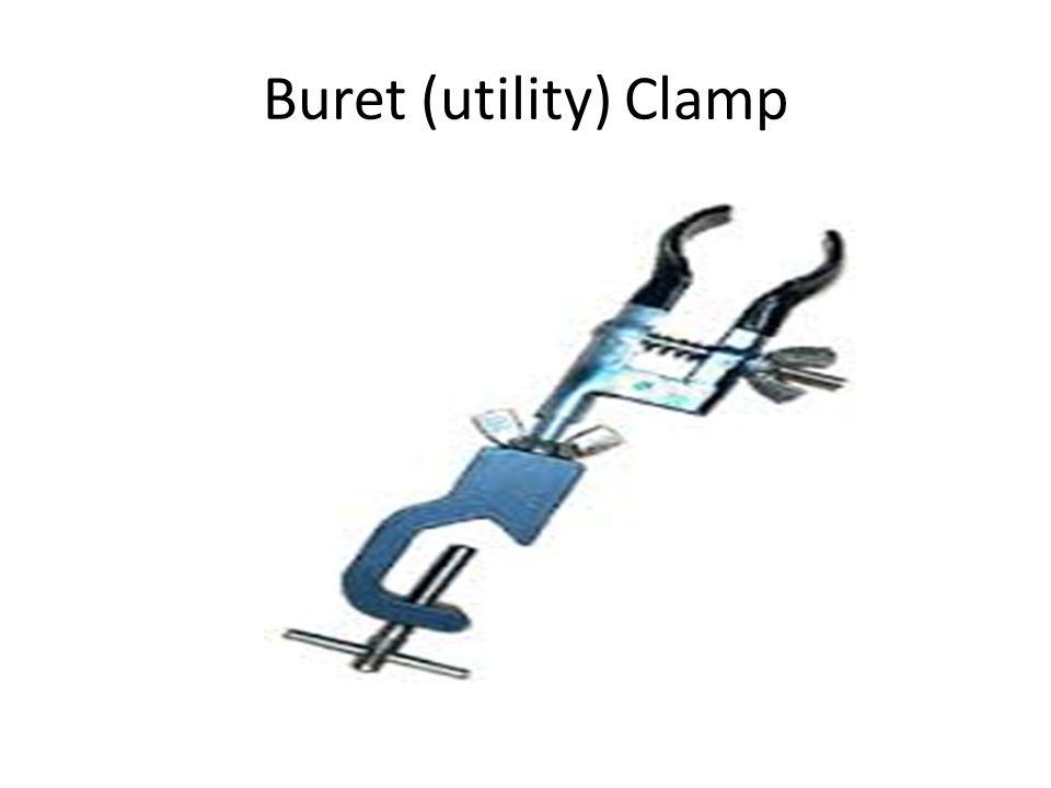 Buret (utility) Clamp