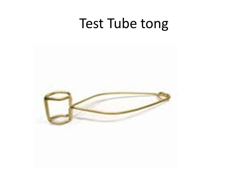 Test Tube tong