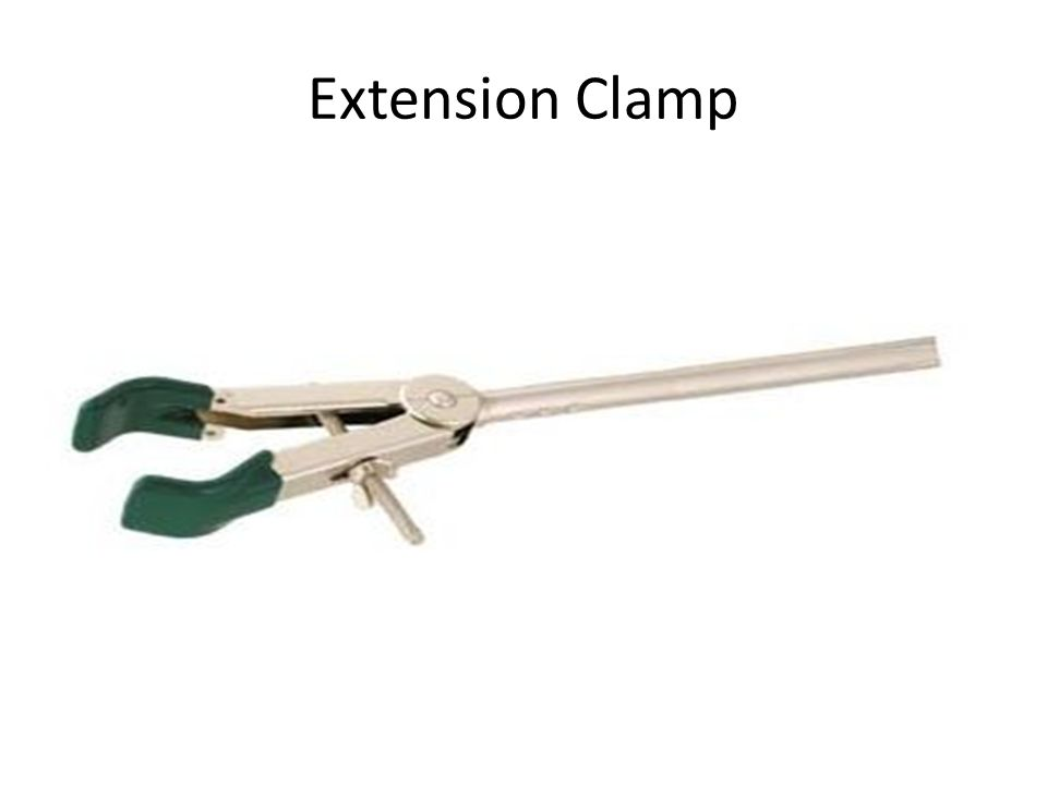Extension Clamp