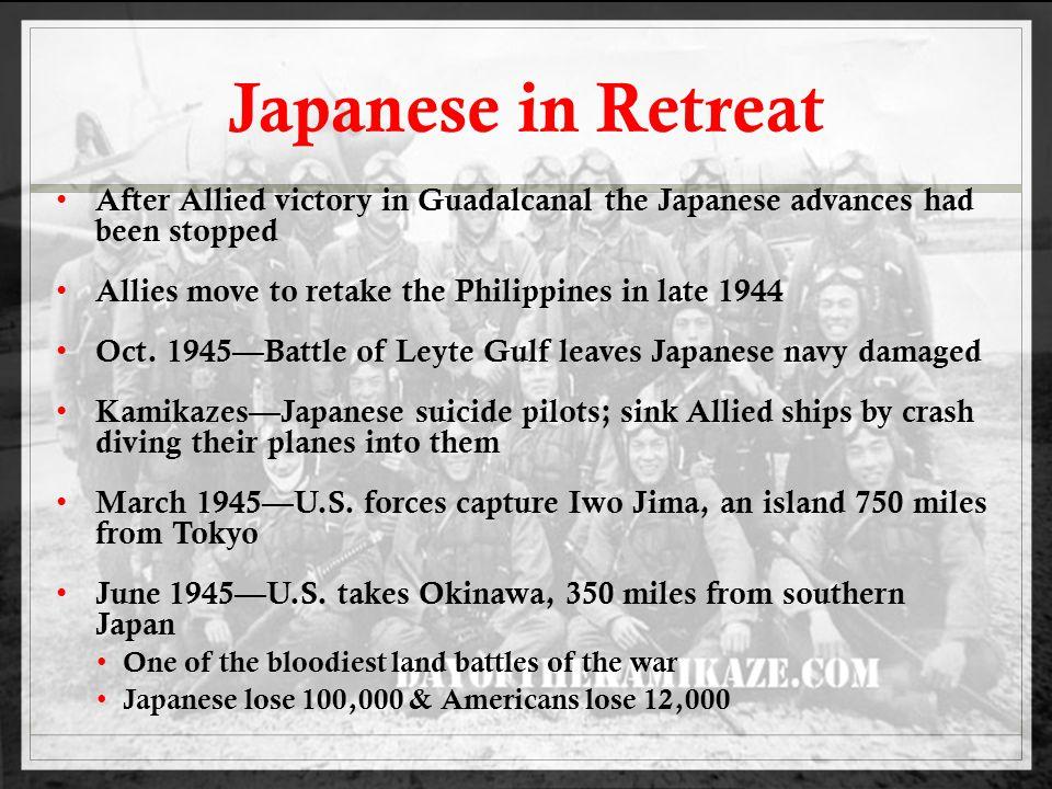 16.5 Europe & Japan in Ruins Ms. Wyatt Spring 2014