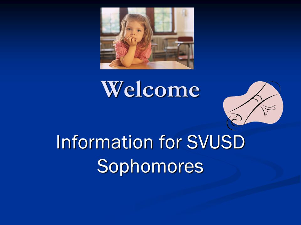 SVUSD Graduation Requirements Graduation Check List Graduation Check List 220 Credits for Graduation 220 Credits for Graduation (Each Semester Class = 5 credits) (Each Semester Class = 5 credits) Minimum 1.75 GPA Minimum 1.75 GPA Must Pass the Writing Proficiency Must Pass the Writing Proficiency Must Pass the CAHSEE (California High School Exit Exam) Must Pass the CAHSEE (California High School Exit Exam) Community Service – 8 hours Community Service – 8 hours