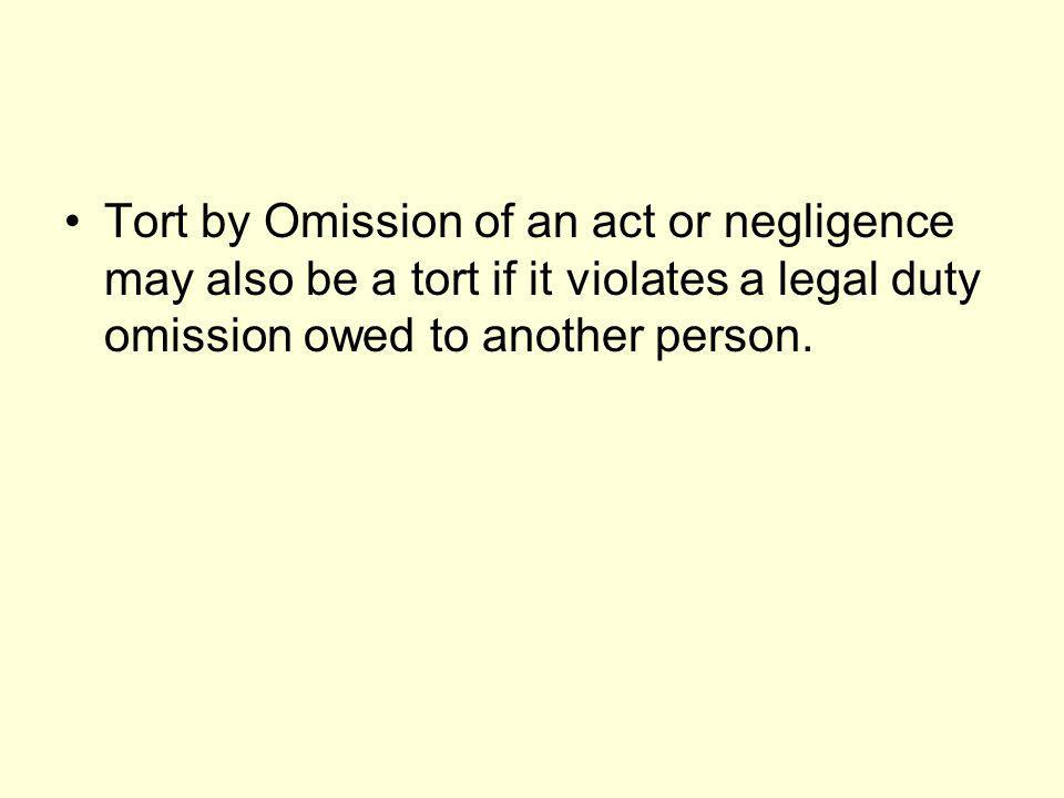Criminal Negligence Failure to exercise the care of a reasonable person under like situations Becomes a substitute for intent
