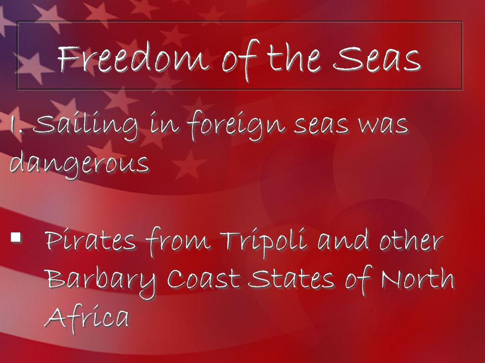 Freedom of the Seas I.