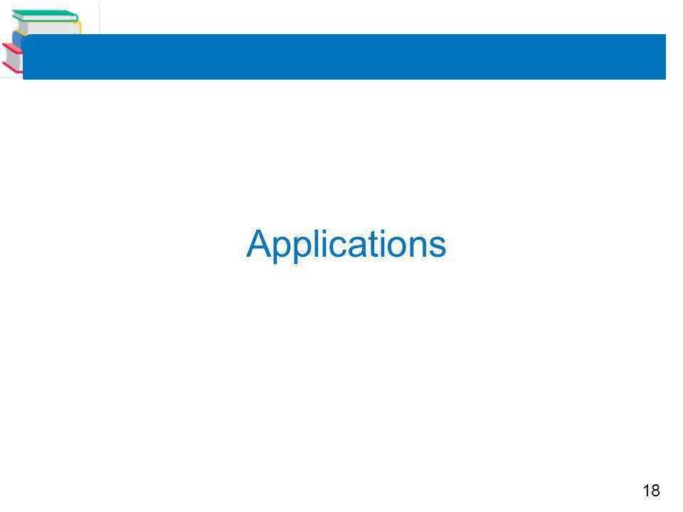 18 Applications