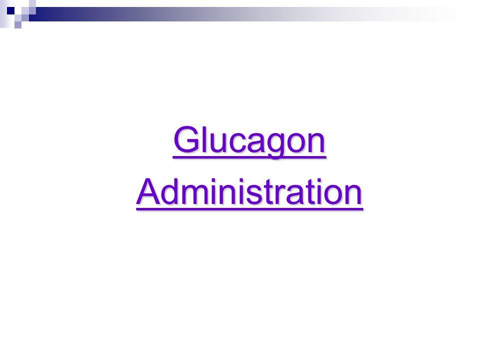 GlucagonAdministration