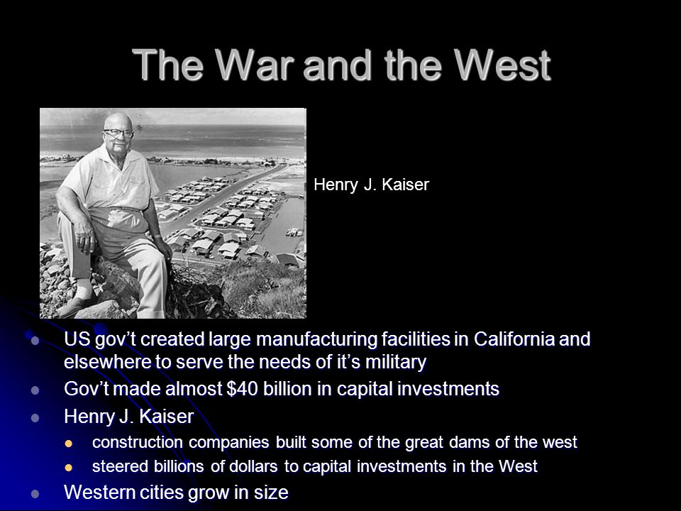Labor and the War war created a serious labor shortage war created a serious labor shortage took 15 million men and women out of civilian work took 15 million men and women out of civilian work demand for labor was rising rapidly demand for labor was rising rapidly Civilian workforce increased by almost 20 percent during the war… groups of people began working who before it was considered in-appropriate to work Civilian workforce increased by almost 20 percent during the war… groups of people began working who before it was considered in-appropriate to work very young very young elderly elderly several million women several million women