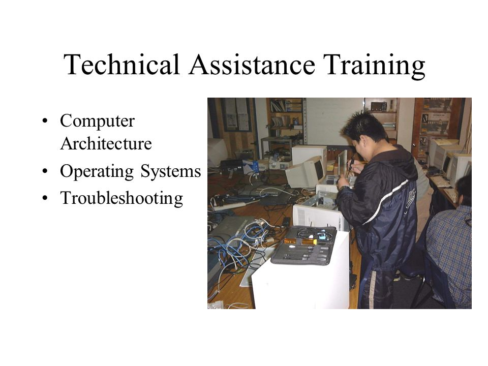 Technical Assistance Training 3 levels A+ Certification Cisco Certified Networking Association Certification