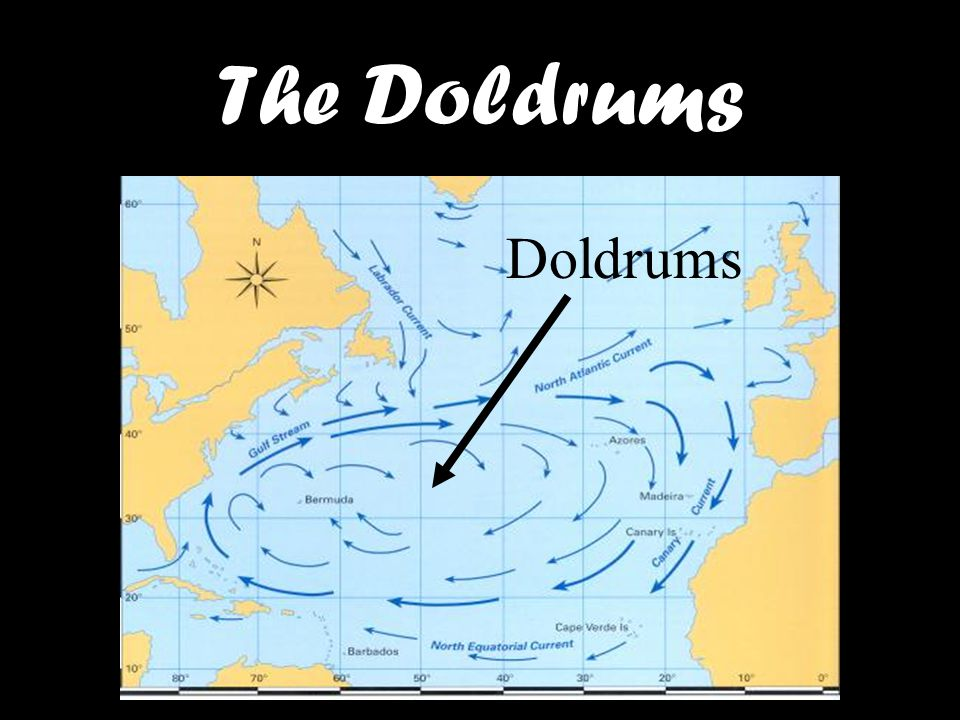 The Doldrums Doldrums