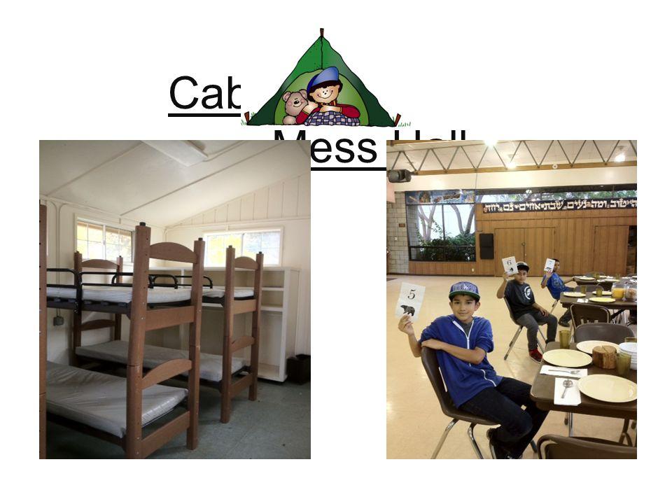 Cabins Mess Hall
