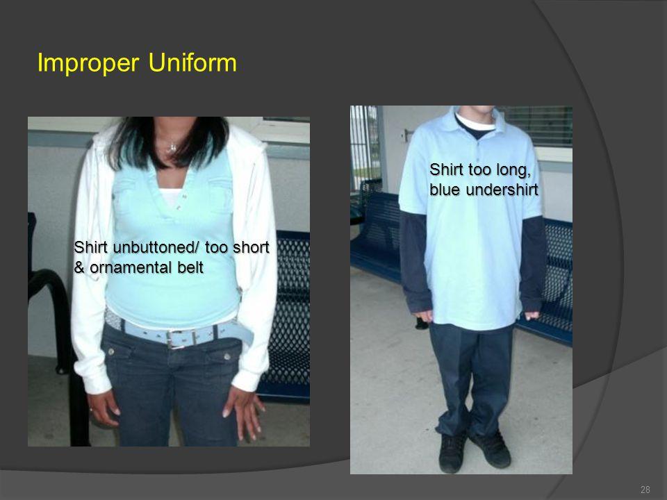 Proper Uniform 27