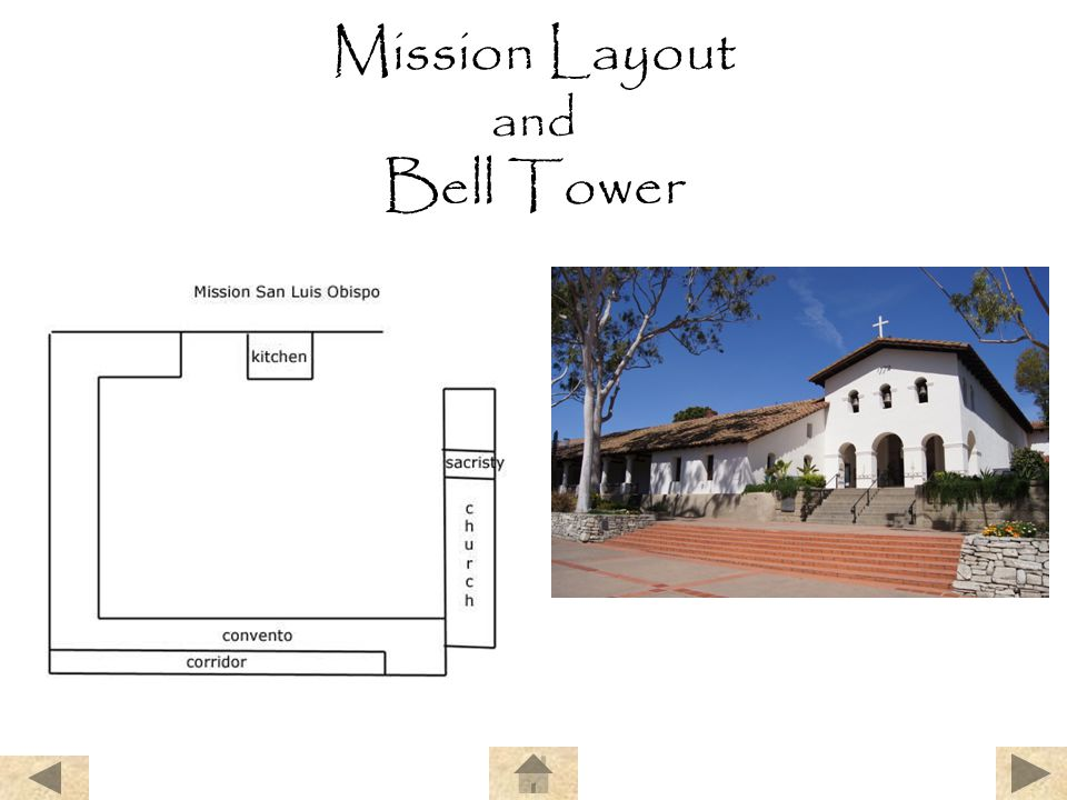 Agriculture and Livestock Mission San Luis Obispo de Tolosa had 2,500 cattle and 5,422 sheep.