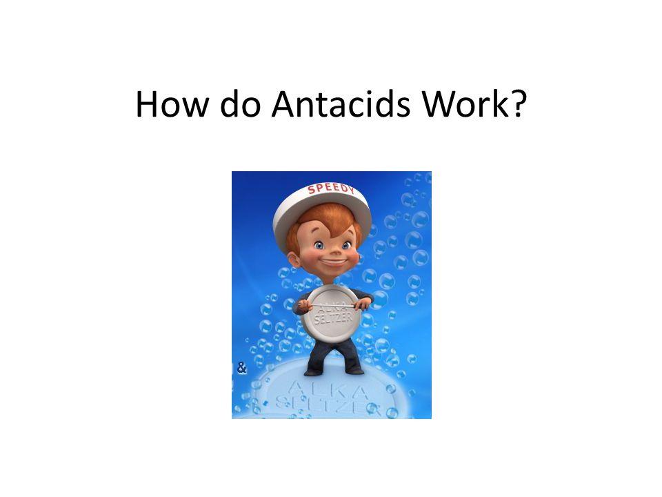 How do Antacids Work