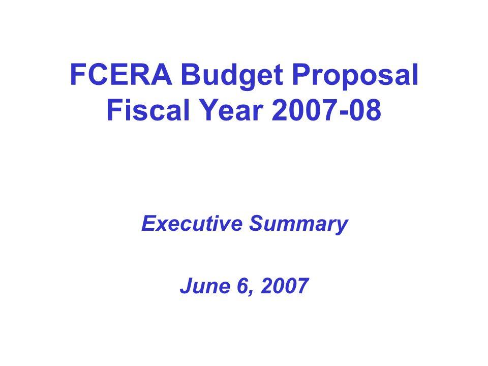 FY 2007-08 Executive Summary22 Utilities