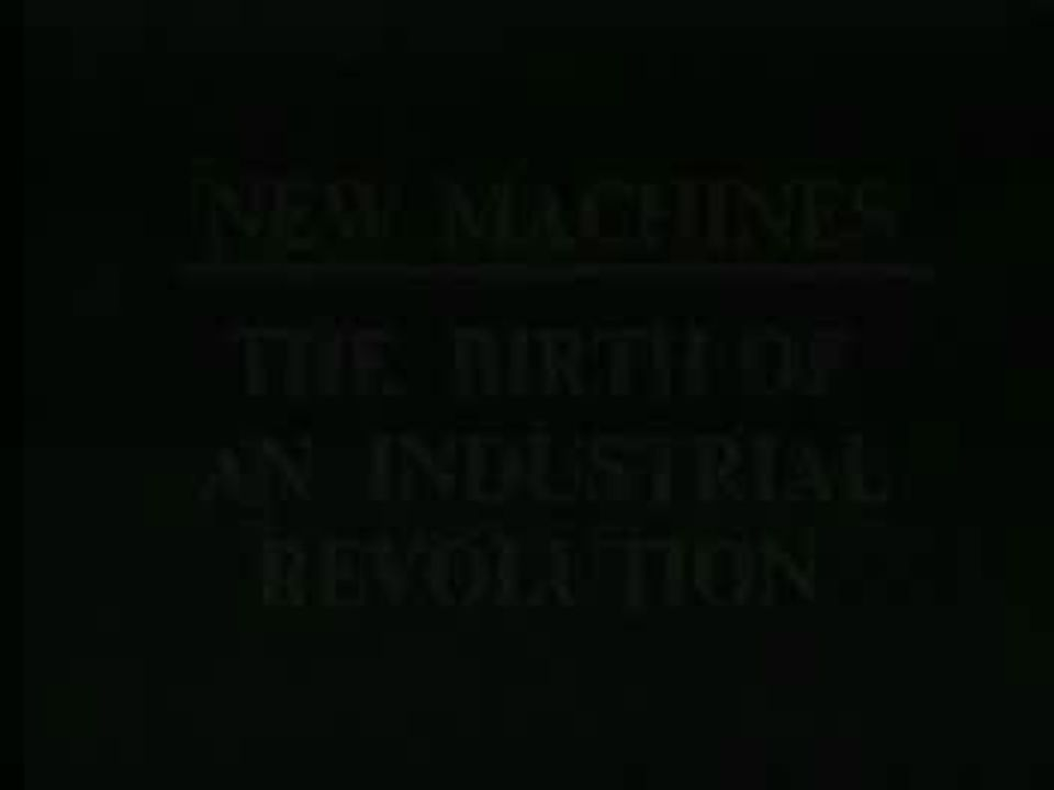 Britain has all the pieces to begin manufacturing: Labor Natural Resources Capital What are they missing to make this all work? Machinery