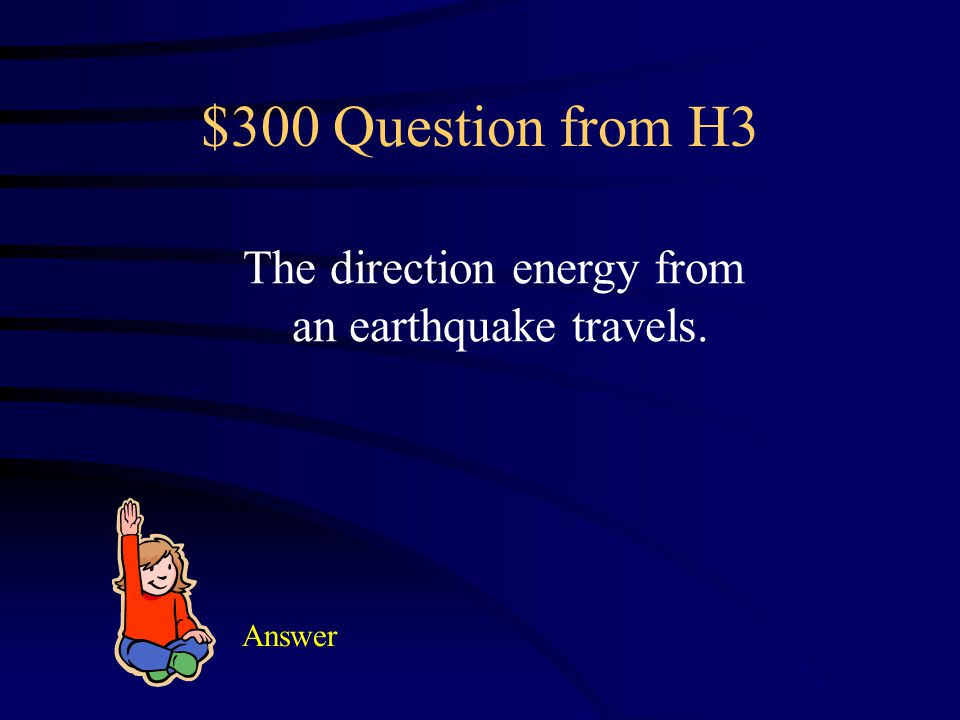$200 Answer from H3 What is liquifaction?