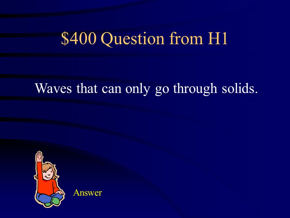 $400 Question from H5 The reporting scale that measures earthquake intensity by describing damage at a location.