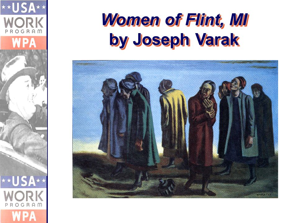 Women of Flint, MI by Joseph Varak