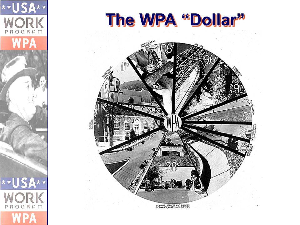 The WPA Dollar