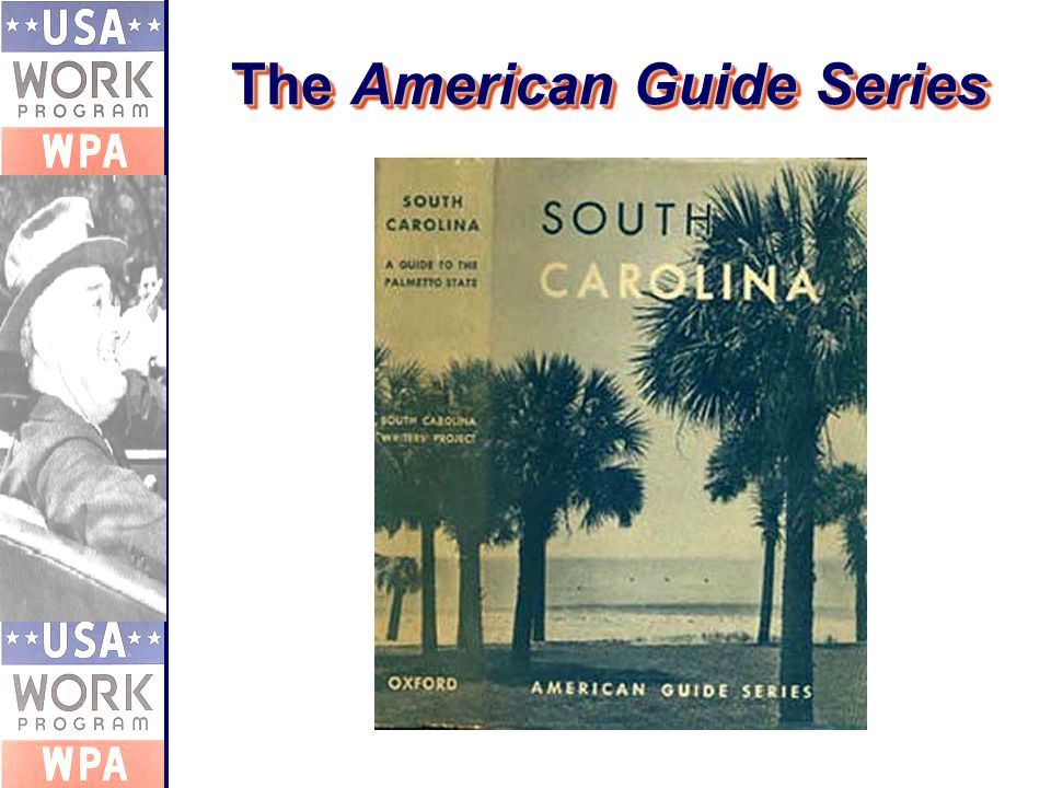 The American Guide Series