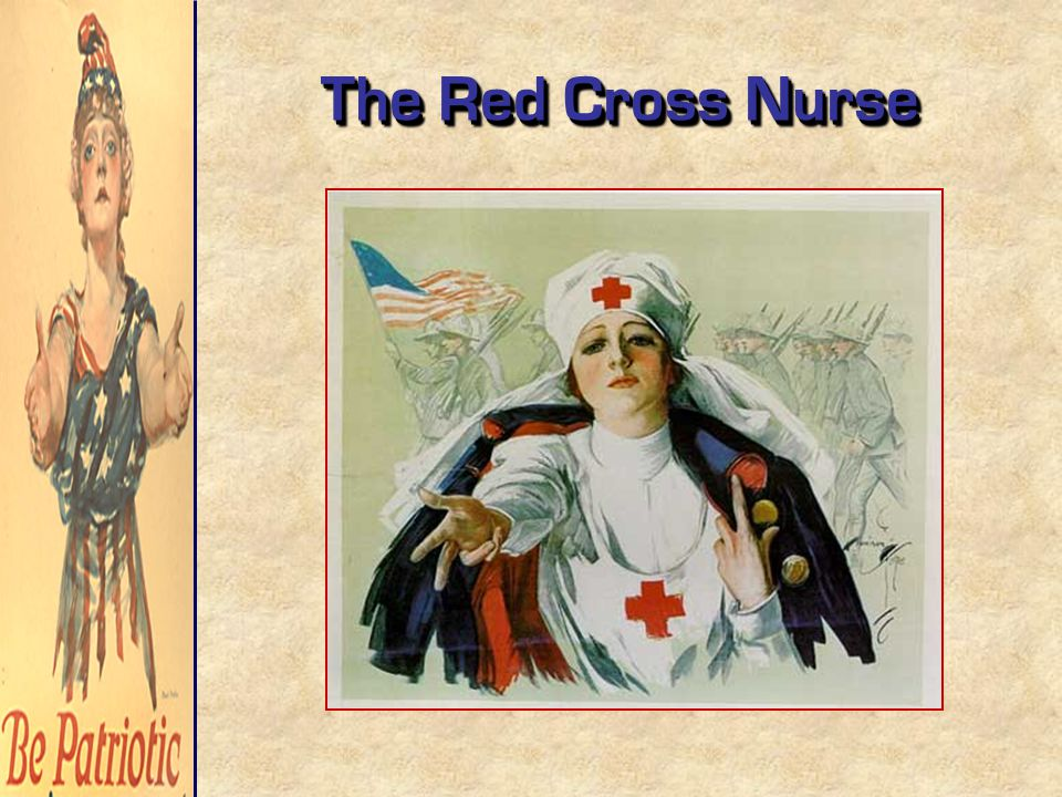 The Red Cross Nurse