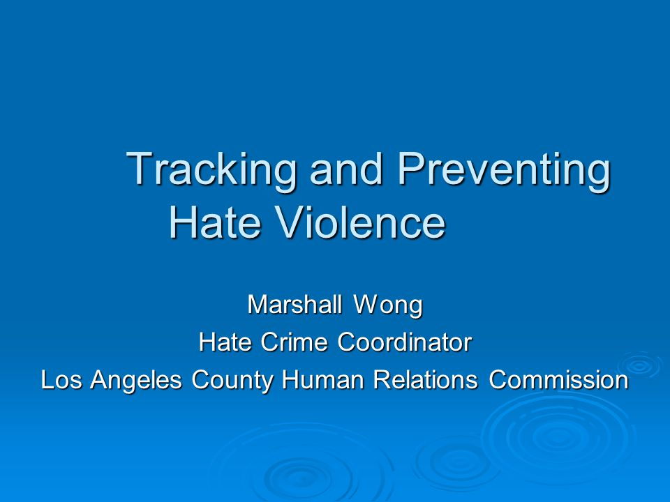 California law defines hate crime as those crimes in which the facts indicate that bias against the victim's real or perceived race, ethnicity, national origin, sexual orientation, religion, disability or gender is a substantial motivating factor in the commission of an offense.