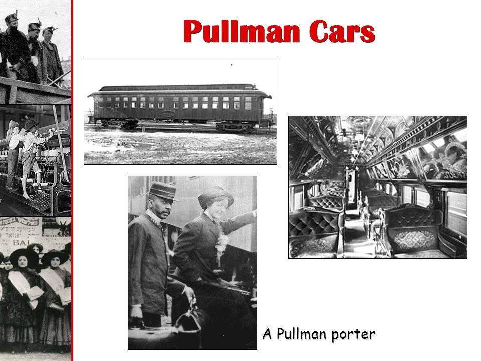A Company Town : Pullman, IL A Company Town : Pullman, IL