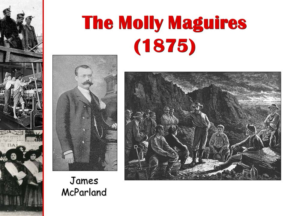 Labor Unrest: 1870-1900