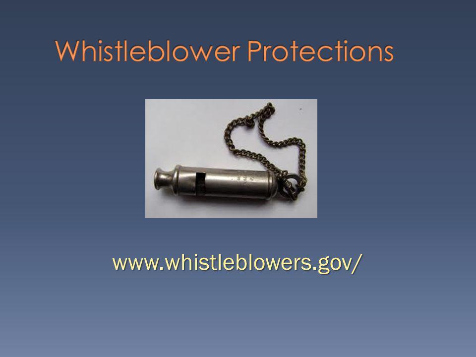 www.whistleblowers.gov/