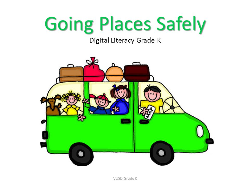 Today we will learn … Objectives: Students will: Discover that computers can be used to visit far- away places and learn new things Understand that staying safe online is similar to staying safe in the real world Learn rules for traveling safely on the Internet