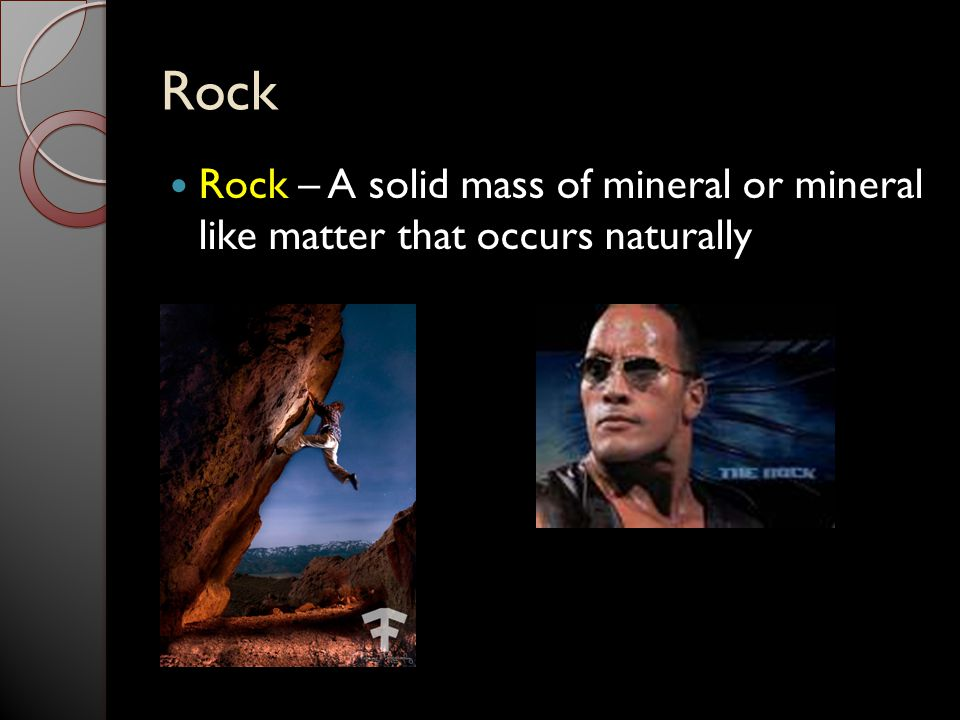 What are the 3 major types of rocks? Igneous Sedimentary Metamorphic