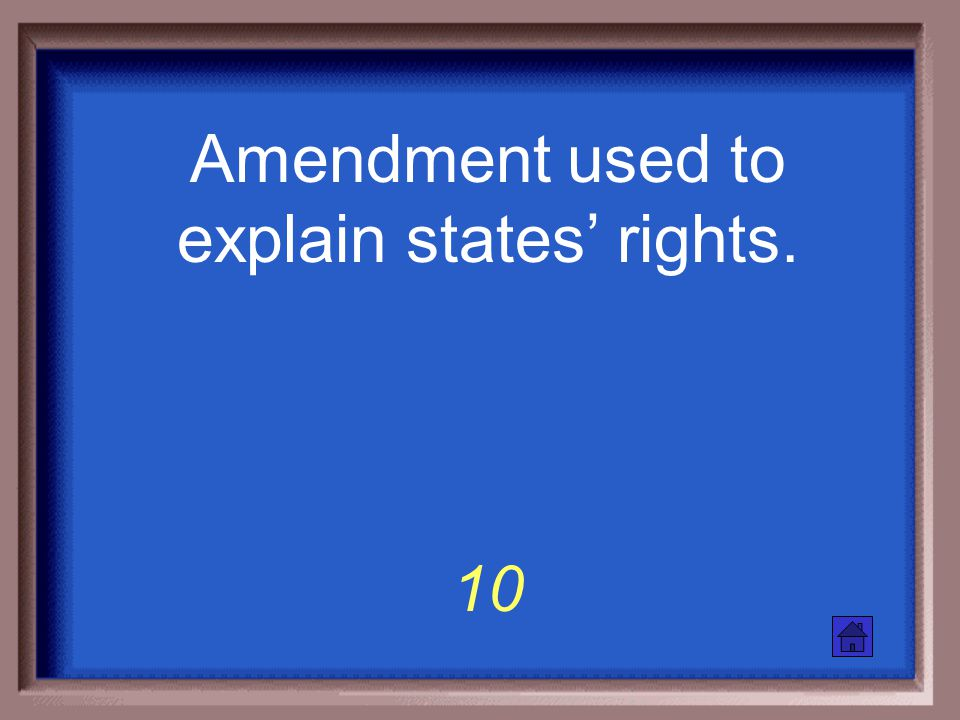 States must enforce the Bill of Rights. 14