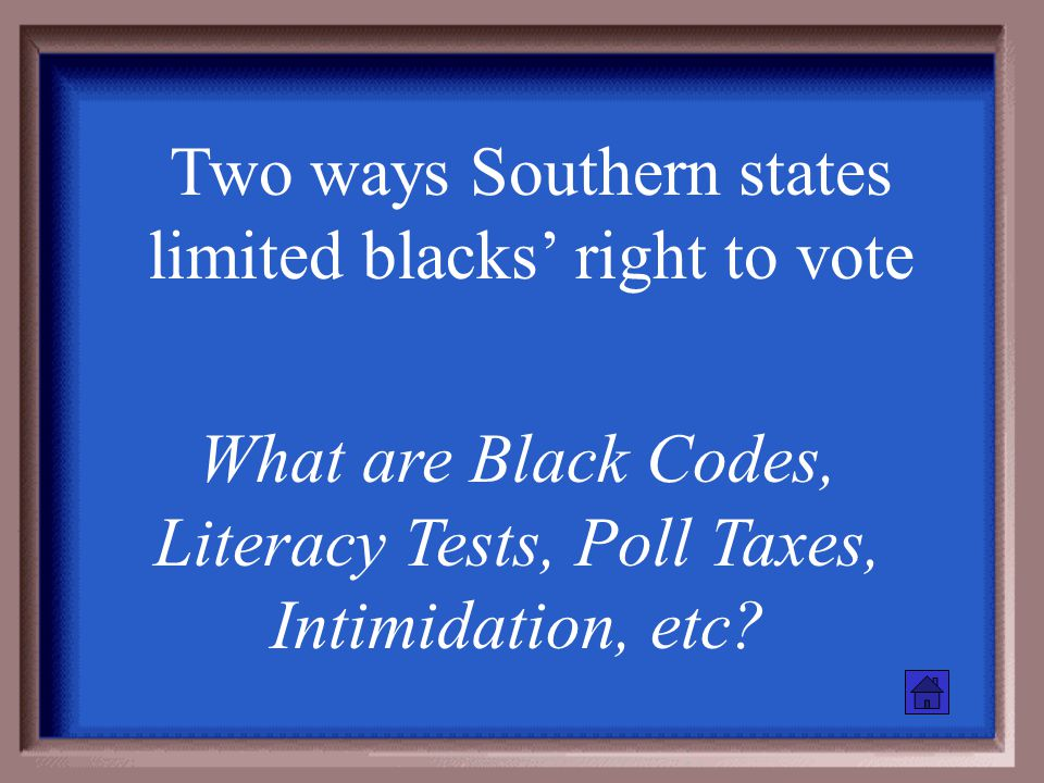 This case, brought by the NAACP, ended segregation in schools What is Brown v. Board of Ed.?