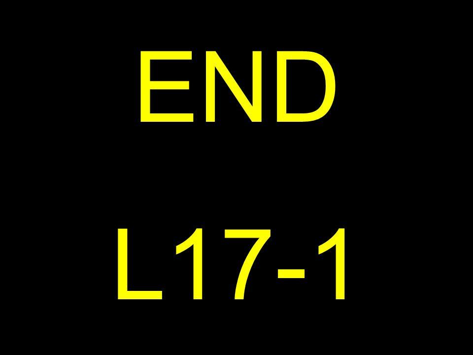 61 END L17-1
