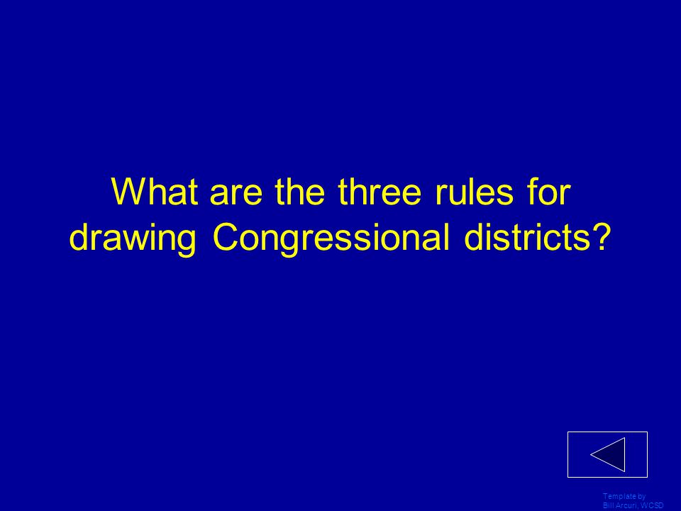 Template by Bill Arcuri, WCSD Identify three reasons why the president has gained more power when compared to Congress.