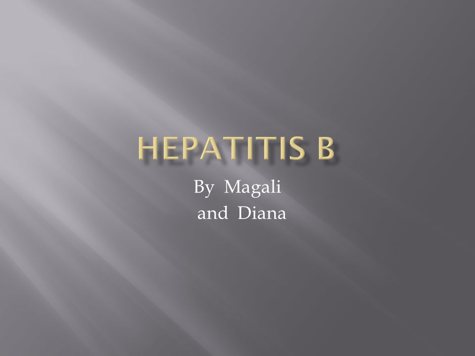  Hepatitis A is a viral infection of the liver caused by the Hepatitis A virus (HAV).