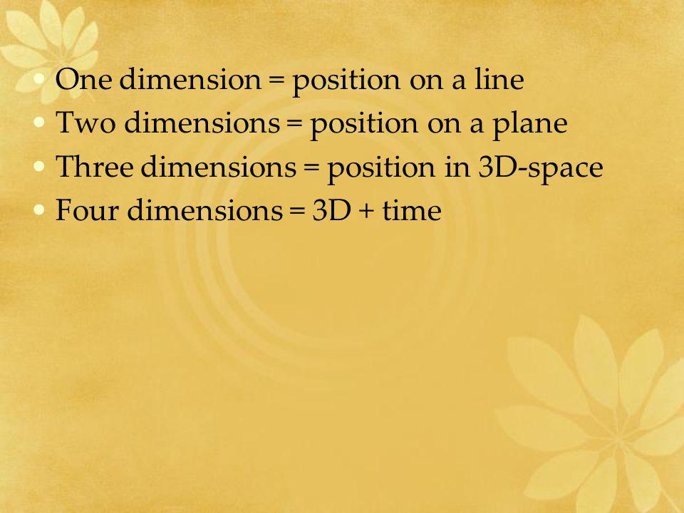 To describe a direction