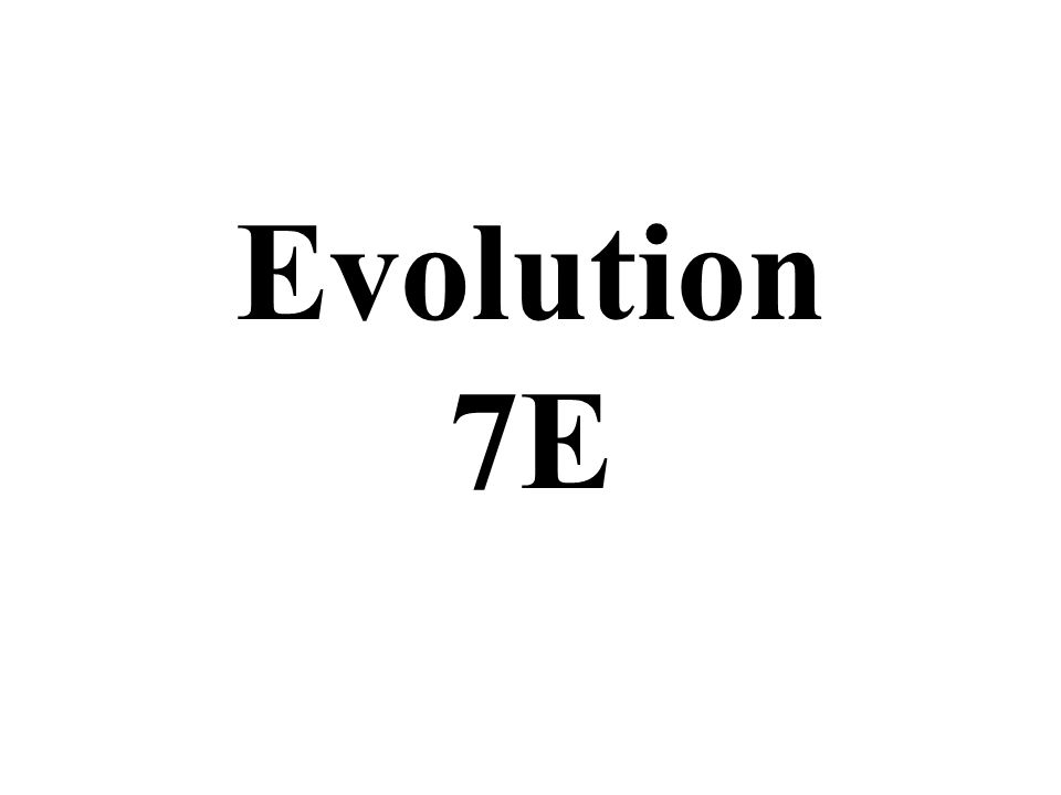 12.7E What will most likely happen if the gene frequencies in a given population remain constant.