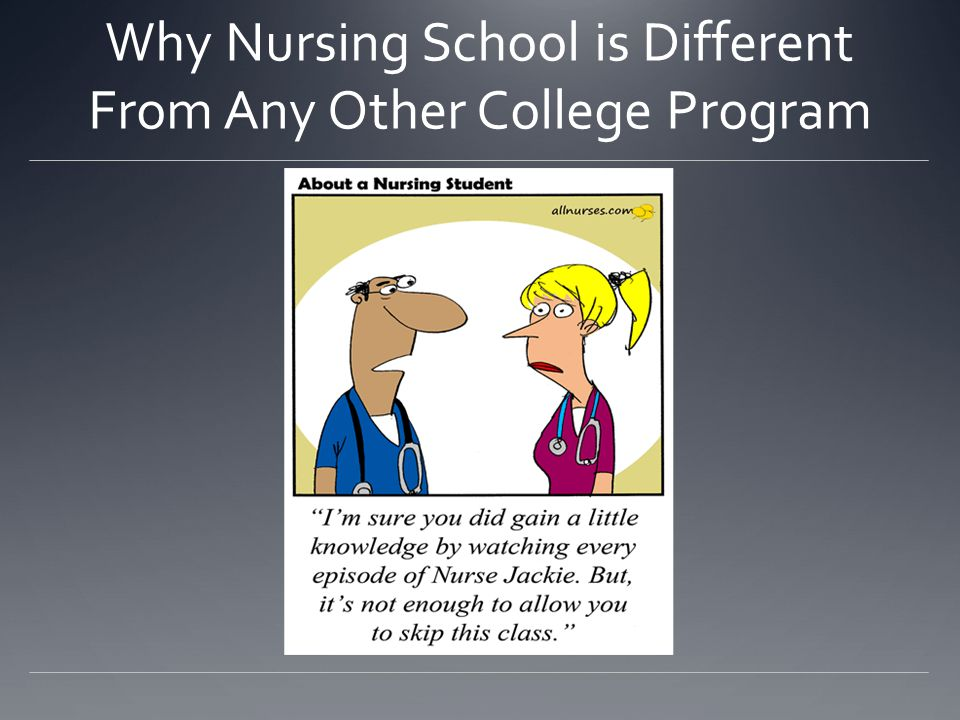 Why Nursing School is Different From Any Other College Program