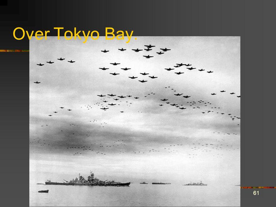 61 Over Tokyo Bay.