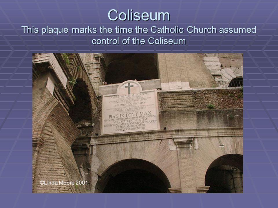 Arch of Constantine ©Linda Moore 2001