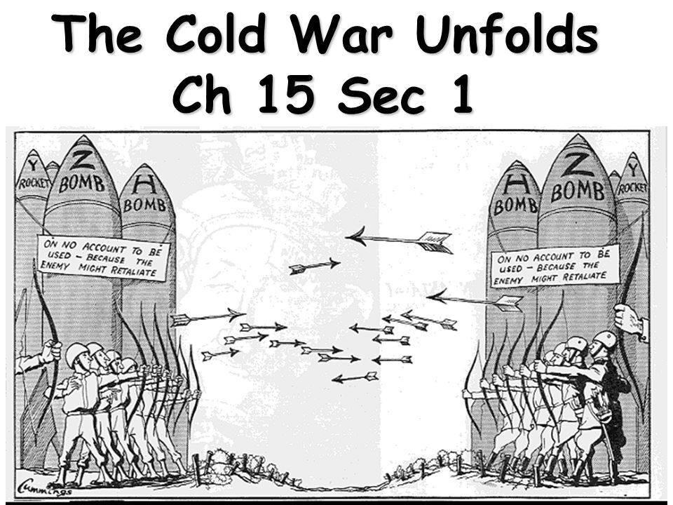 101 The Cuban Missile Crisis Kennedy made it clear that an attack from Cuba would be considered an attack by the USSR.