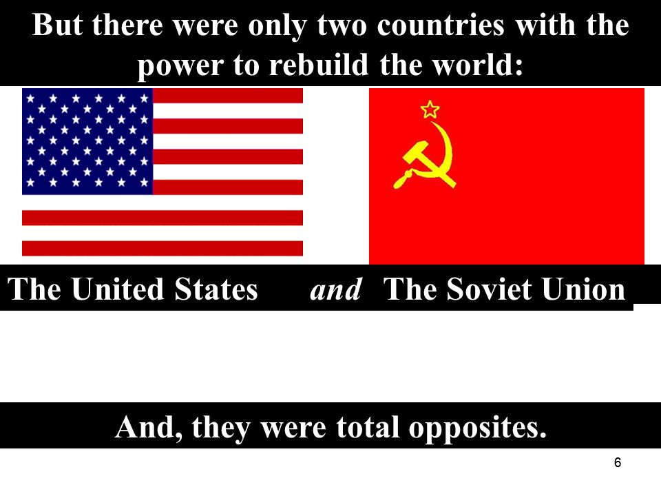 36 Iron Curtain – A term used by Winston Churchill to describe the separating of Those communist lands of East Europe from the West.