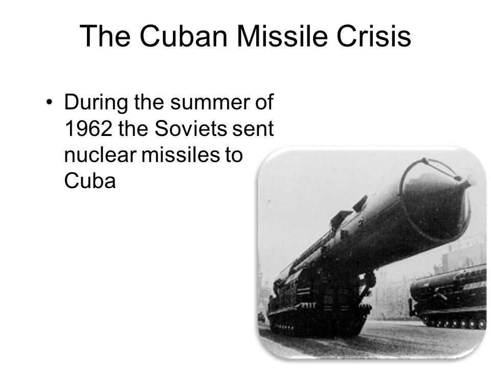 89 Cuban Missile Crisis (1962)