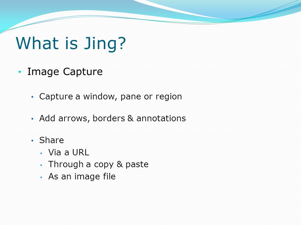 What is Jing.