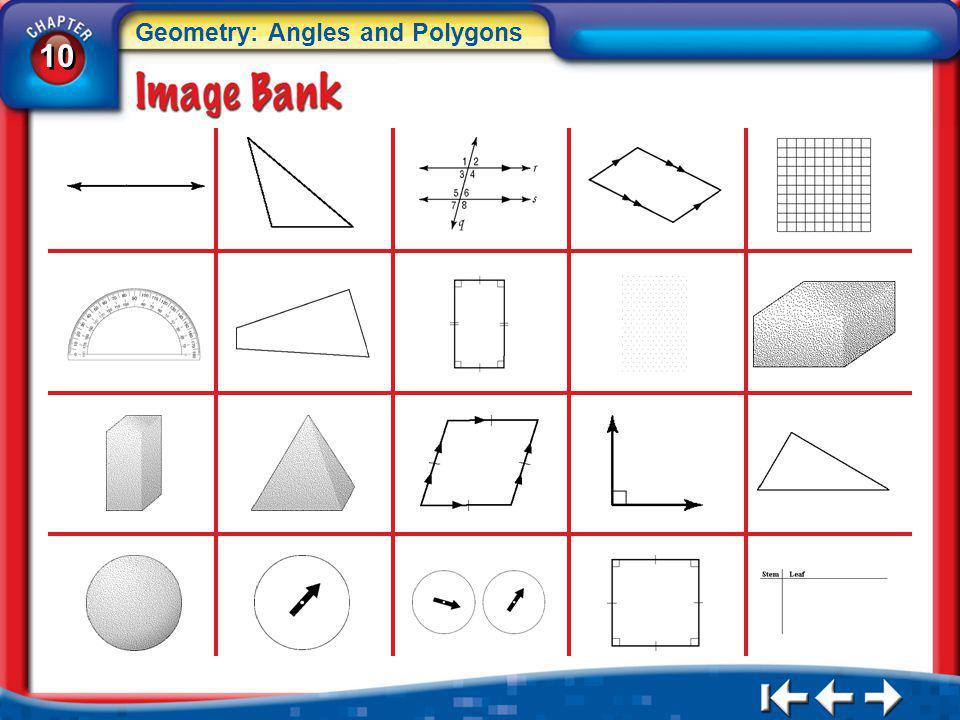 10 Geometry: Angles and Polygons IB 2