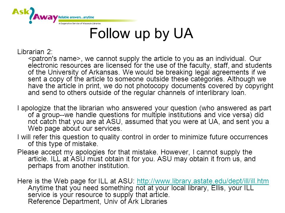 Follow up by UA Librarian 2:, we cannot supply the article to you as an individual.